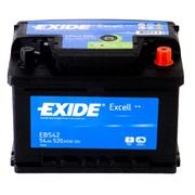 Bilbatteri 56077 - Exide EB542 - 54 Ah