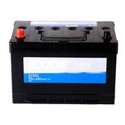 Bilbatteri 59519 - Exide EC955 - 95 Ah