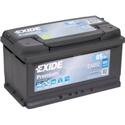 Bilbatteri - Exide Premuim EA852 - 85 Ah