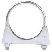 Udstødningsclamp 73 mm