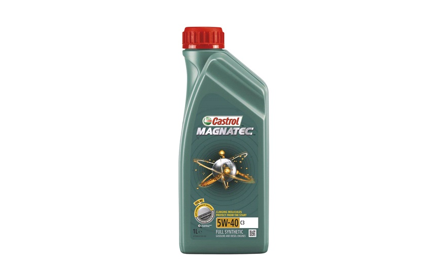 castrol magnatec 5w 40 c3 1 liter motorolie. Black Bedroom Furniture Sets. Home Design Ideas