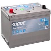 Batteri - EA755 - PREMIUM - (Exide)