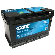 Batteri - EL800 - Start-Stop EFB - (Exid