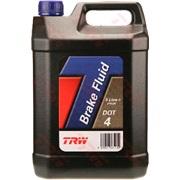 Bremsevæske DOT 4, 5 liter - TRW