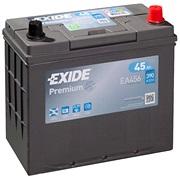 Bilbatteri - Exide Premium EA456 - 45 Ah