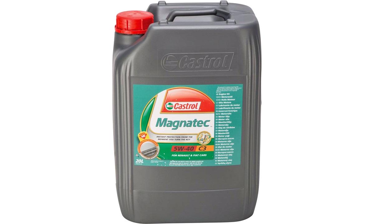 Castrol Magnatec 5W/40 (C3) 20 liter