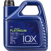 IQ-X Platinium 5W/30 A5 4 liter