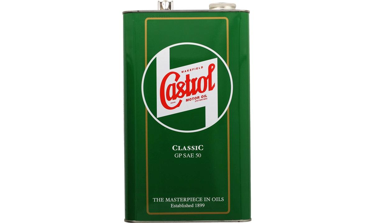 Castrol Classic GP50 5 liter