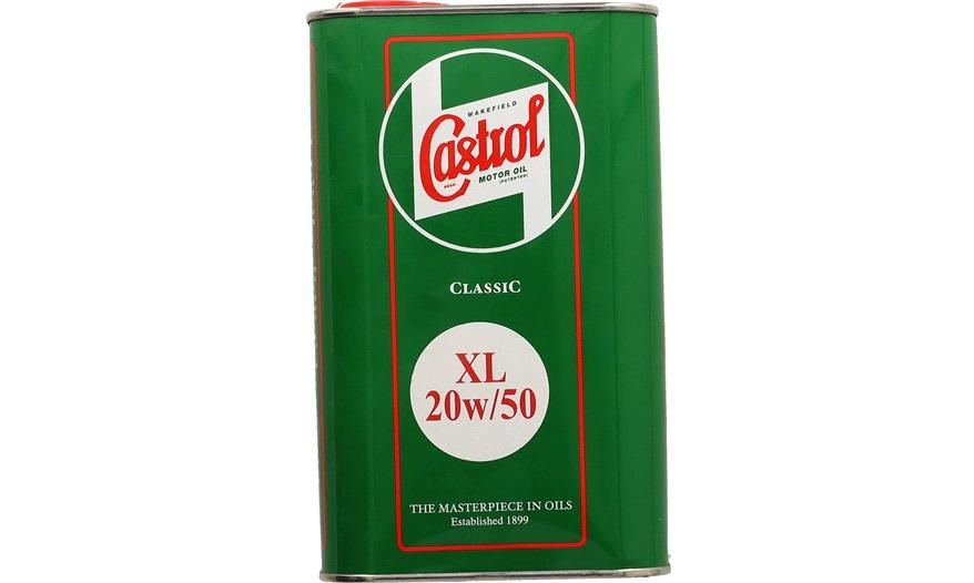 castrol classic xl 20 50 1 liter motorolie. Black Bedroom Furniture Sets. Home Design Ideas