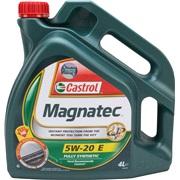 Castrol Magnatec 5W/20 E 4 liter