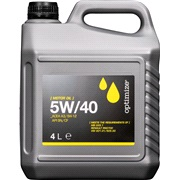 Optimize olie 5W/40 4 liter