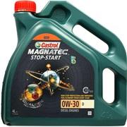 Castrol Magnatec Stop/Start 0W/30D 4 lit
