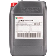 Castrol GTX Ultraclean 10W/40 A3/B4 20L