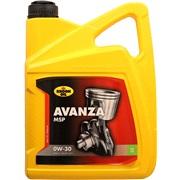 Kroon Oil Avanza MSP 0W/30 5 liter