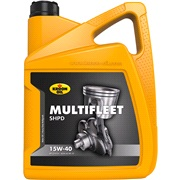 Kroon Oil Multifleet SHPD 15W/40 5 liter