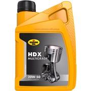 Kroon Oil HDX 20W/50 1 liter