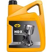 Kroon Oil HDX 15W/40 5 liter
