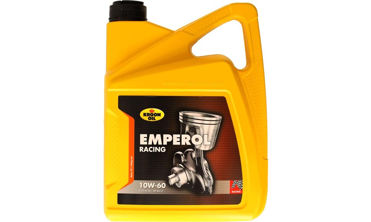 Kroon Oil Emperol Racing 10W/60 5 liter