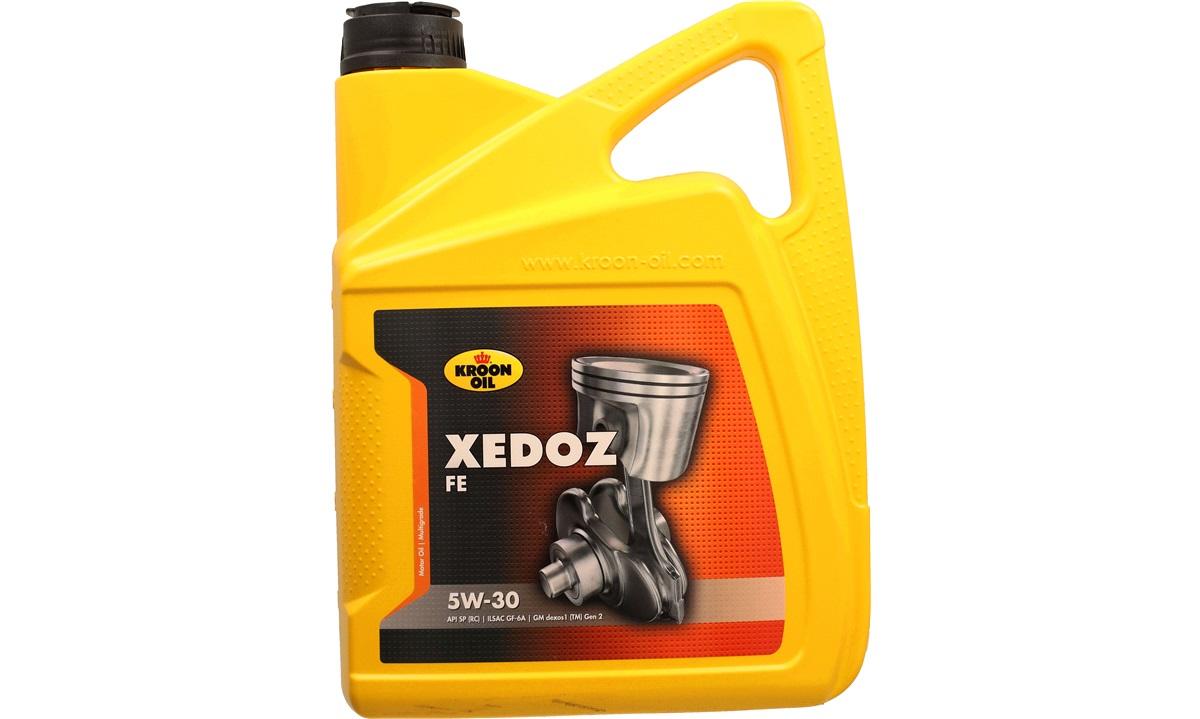 Kroon-Oil Xedoz FE 5W-30 5 liter