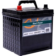 Bilbatteri 55042 - Carline - 50 Ah