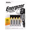 Alkaline batteri AAA 4-pak Energizer