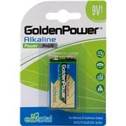 Alkaline batteri 9V 1-pak Tecxus