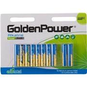 Alkaline batteri AAA LR03 10-pak