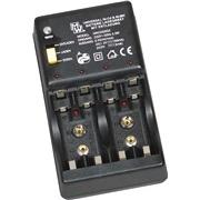 Batterilader MW3288 4xAA/AAA / 2x9V