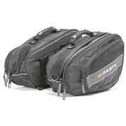 Sidetasker (2 stk.) til motorcykel