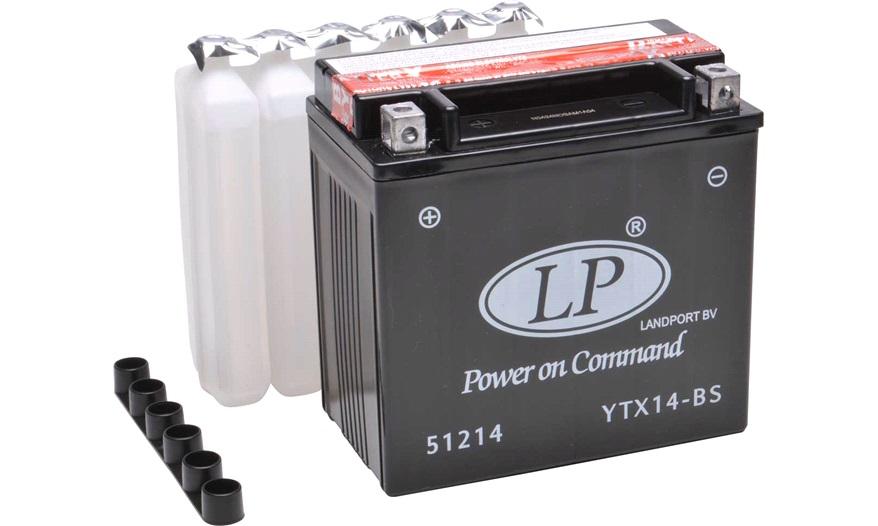 Batteri, Yamaha XJ900 95-03 - Batteri - thansen.dk