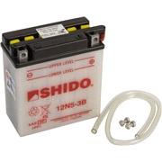 Batteri 12N5-3B SHIDO