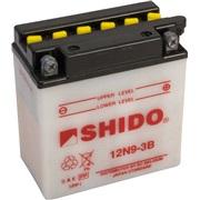 Batteri 12N9-3B SHIDO