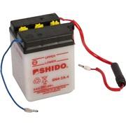 Batteri 6N4-2A-4 SHIDO