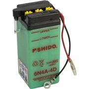 Batteri 6N4A-4D SHIDO