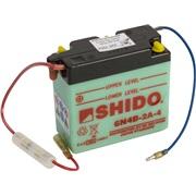 Batteri 6N4B-2A-4 SHIDO