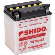 Batteri YB10L-B2 SHIDO
