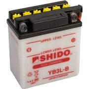 Batteri YB3L-B SHIDO