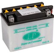 Batteri YB4L-B SHIDO Aprilia