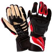 Roleff RO88 læderhandske sort/rød small