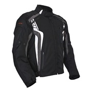 Roleff Luzern jakke sort/grå small