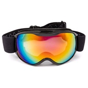 Ski/crossbriller, spejlglas, børn