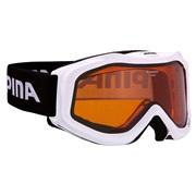 ALPINA GRAP D skibriller hvid