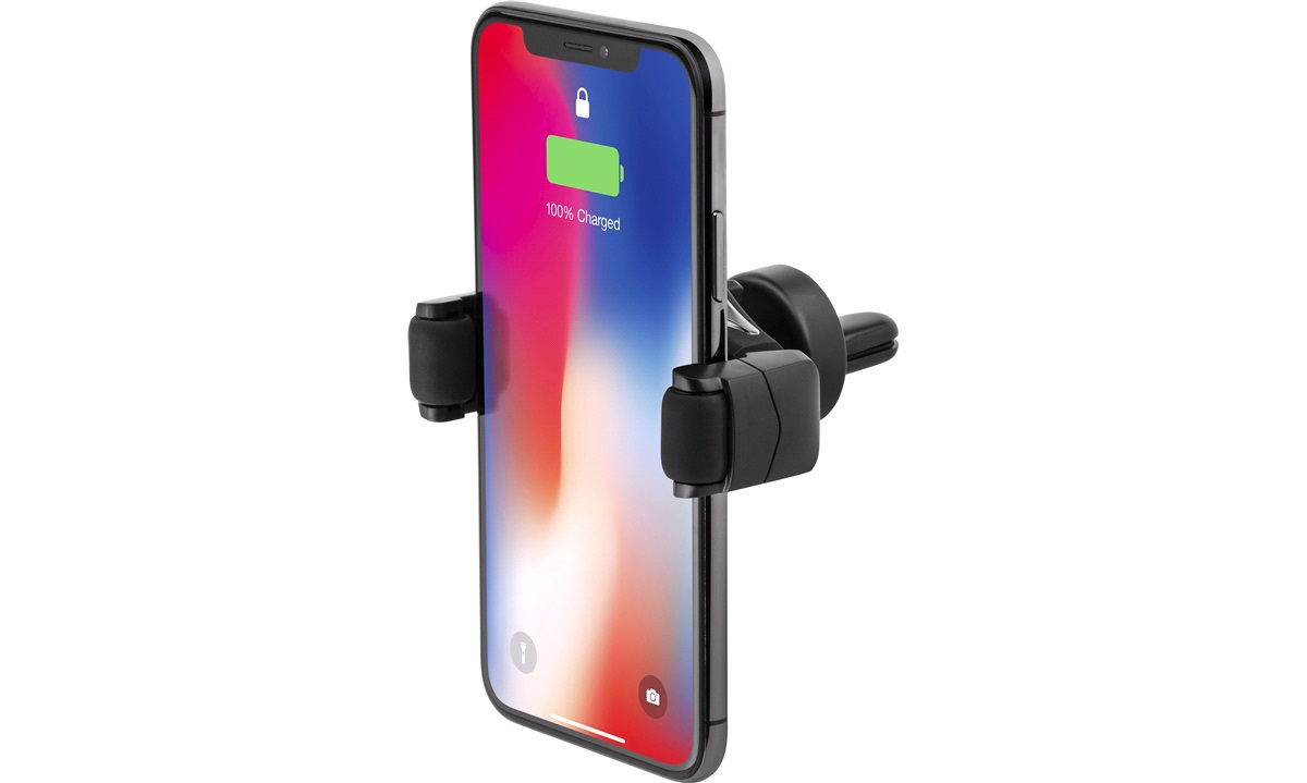 Wireless charger holder t luftkanal MINI