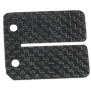 Membranplade, carbon