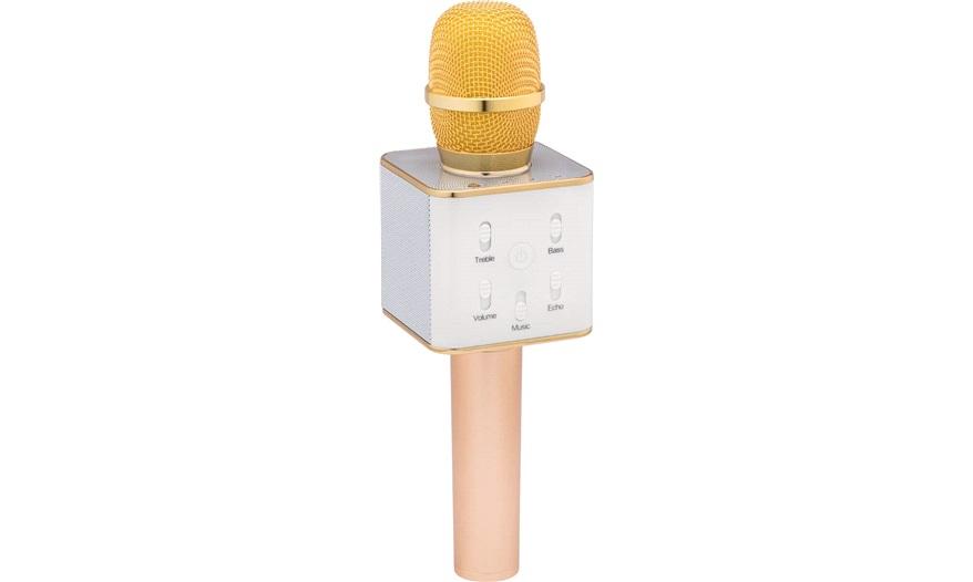 bluetooth karaoke mikrofon fritid leg. Black Bedroom Furniture Sets. Home Design Ideas