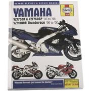 Værkstedshåndbog, YZF1000R Thunderace