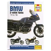 Værkstedshåndbog, BMW 2-valve Twin 70-96
