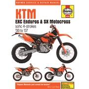 Værkstedshåndbog, KTM EXC/SX 4T 00-07