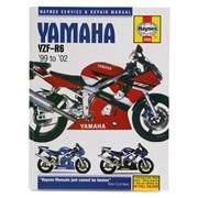 Værkstedshåndbog, Yamaha R6 99-02