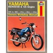 Værkstedshåndbog, RS/RXS100/125 74-95